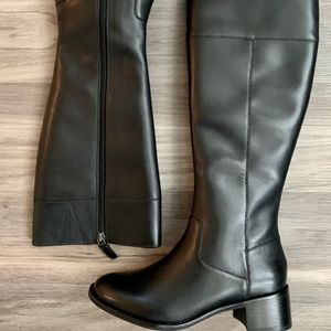NWOT Cole Haan Riding Boots